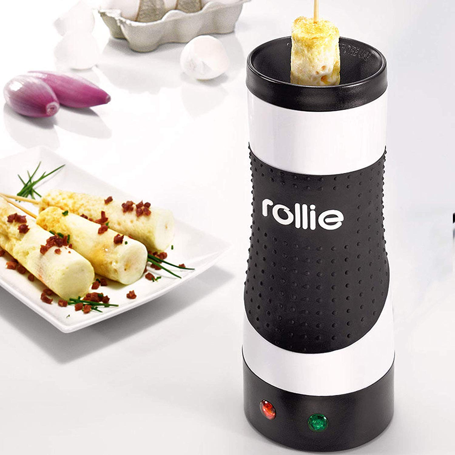Rollie Hands-Free Egg Cooker