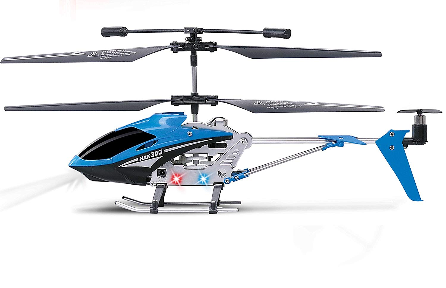 Haktoys-HAK303-Infrared-Control-3.5-Channel 9'' RC-Helicopter
