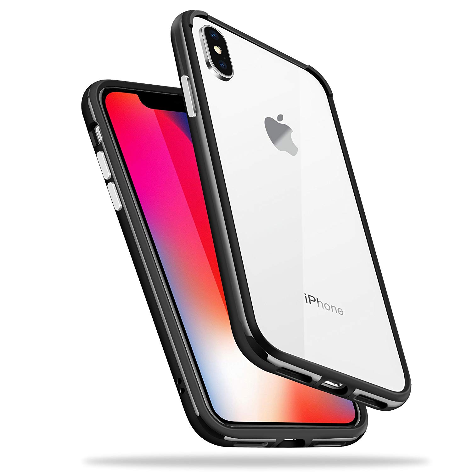 YOMETOME iPhone X Shockproof Anti-Scratch Case