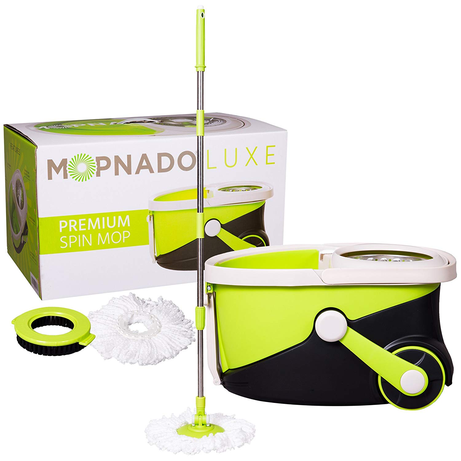 Mopnado Stainless Steel Mop Bucket