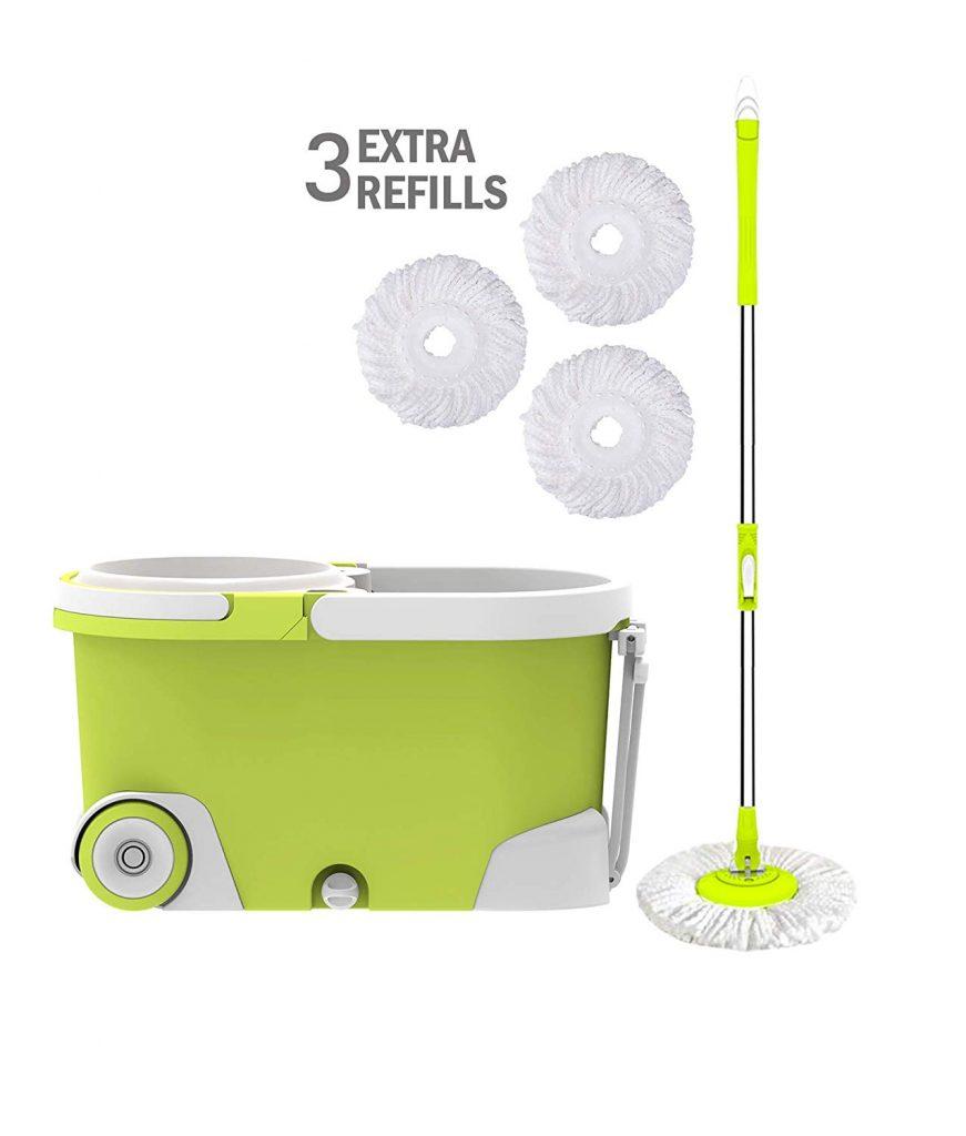 ALLZONE Spin Mop Bucket