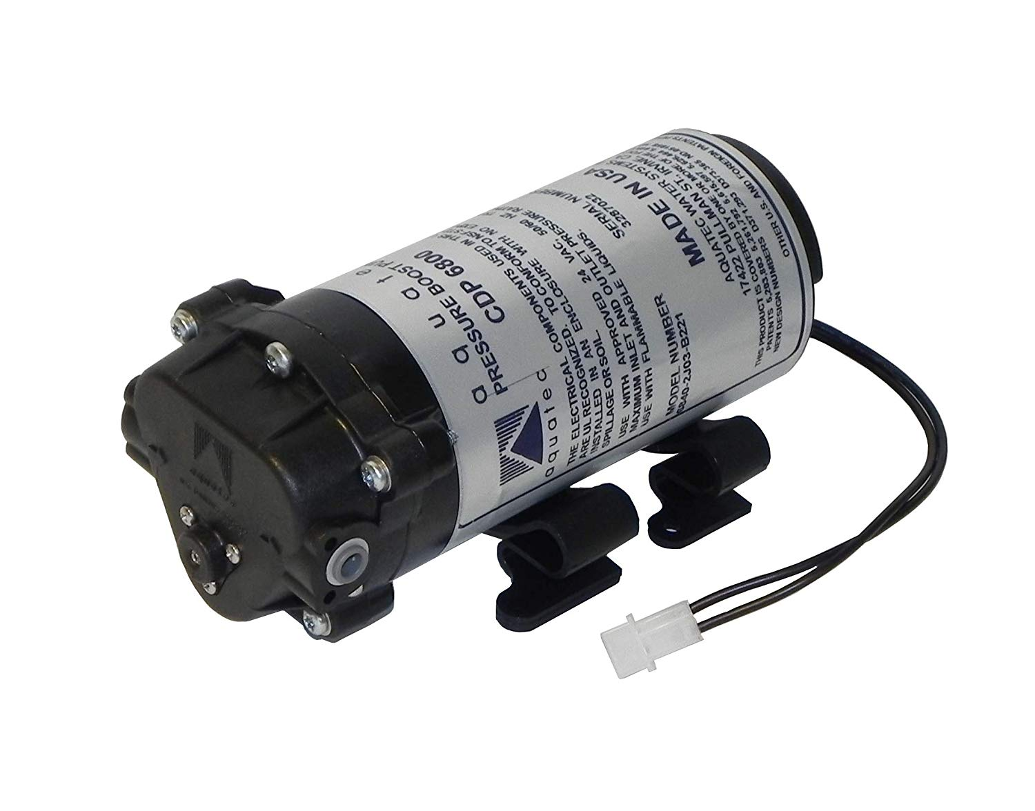 Booster Pump 10-36 GPD