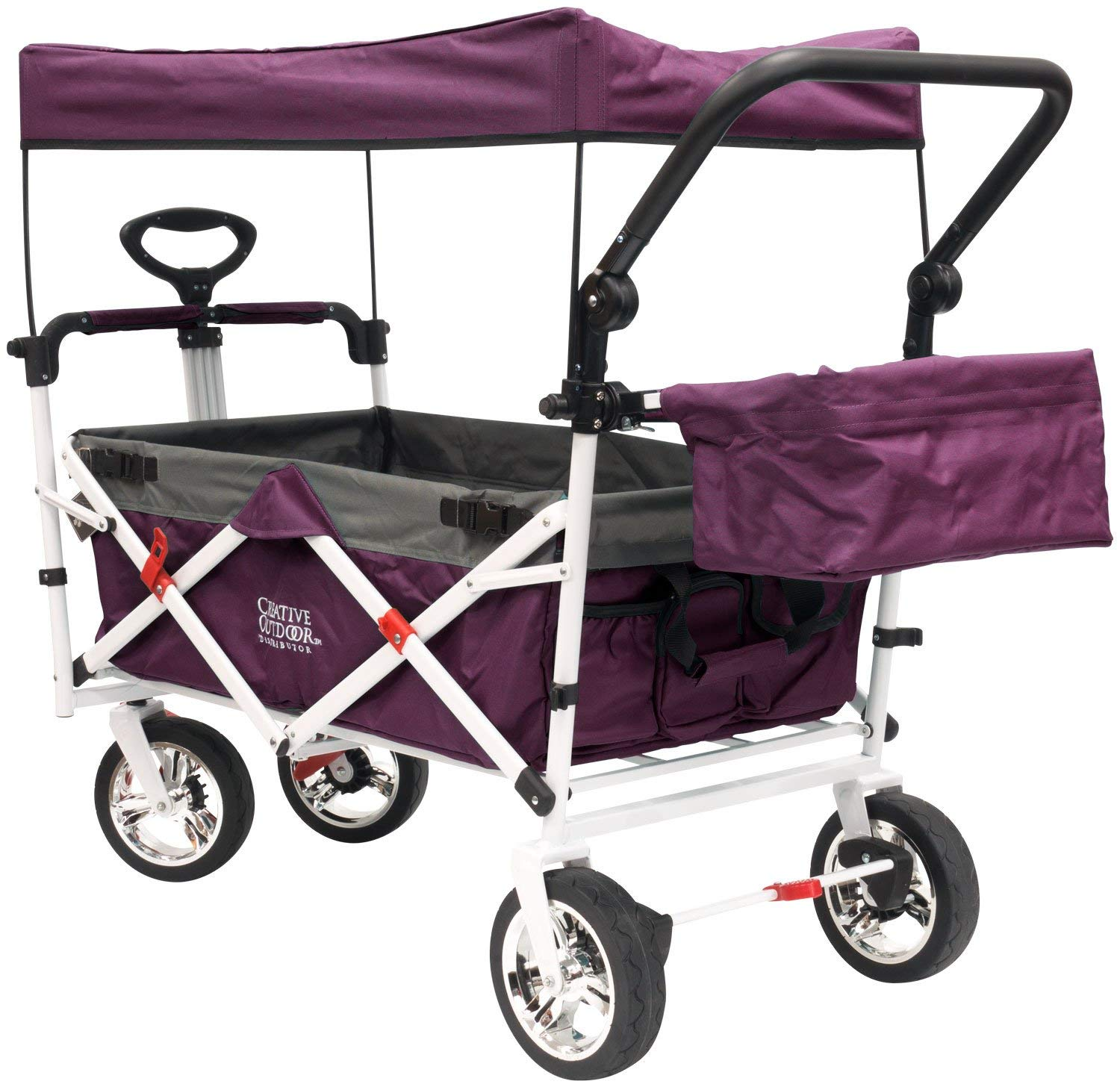 Creative Outdoor Distributor Push Pull Wagon