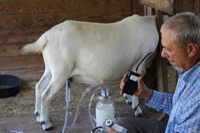 Milk Machine Pulse Farms Sheep Goat Cow, B2