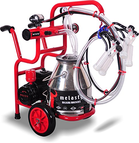 Mitty Supply Portable Melasty Goat Milking Machine