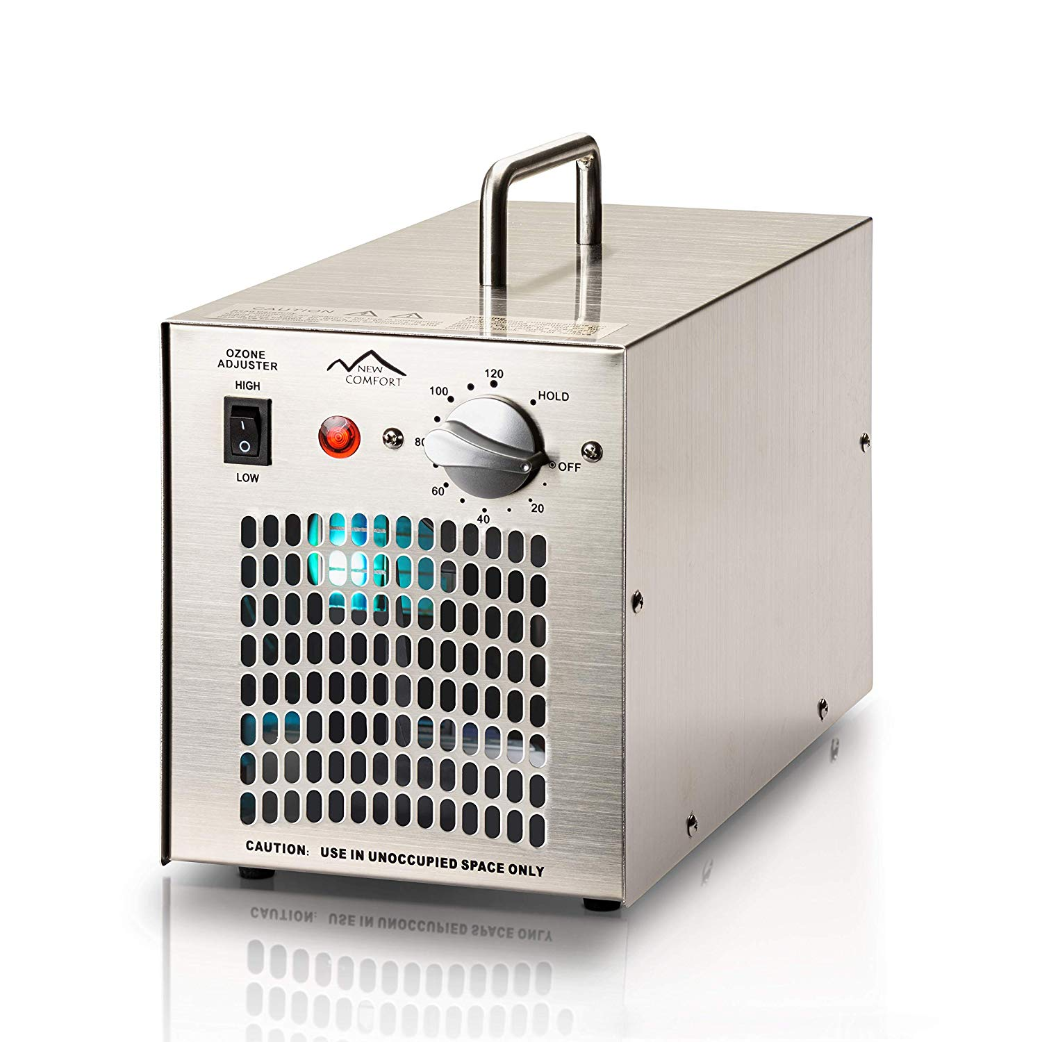 New Comfort Commercial Ozone Generator