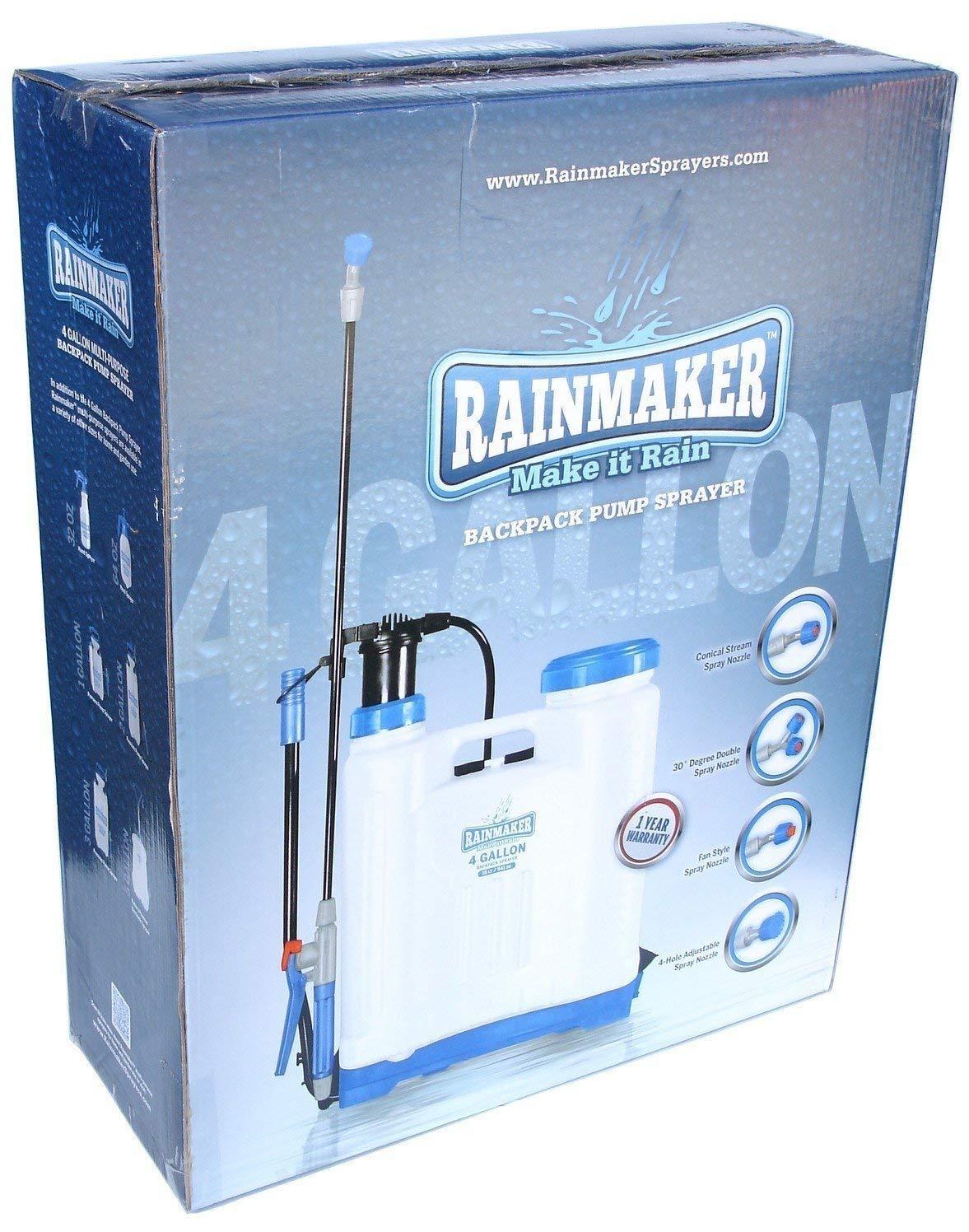 Rainmaker Backpack 4-Gallon Sprayer