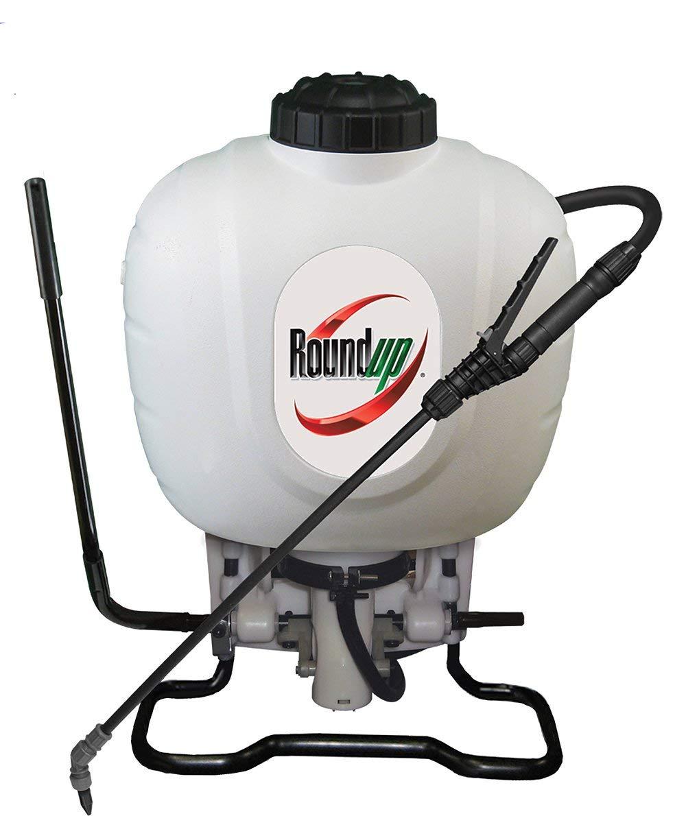 Roundup Backpack Sprayer 190314