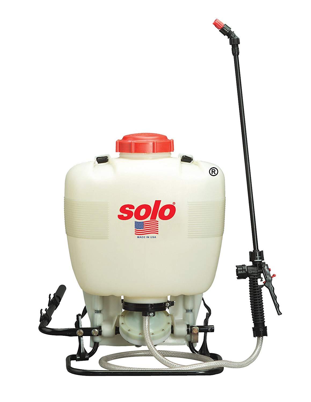Solo Inc. 475-B Diaphragm Pump Backpack Sprayer