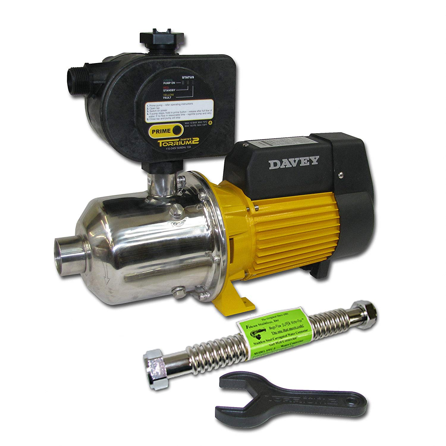 T20-30T2-USA Home Pressure Booster Pump