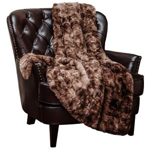 Chanasya Super Soft Fuzzy Fur Faux Fur Cozy Warm Fluffy