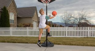 Top 10 Best Portable Basketball Hoops in 2018 Reviews