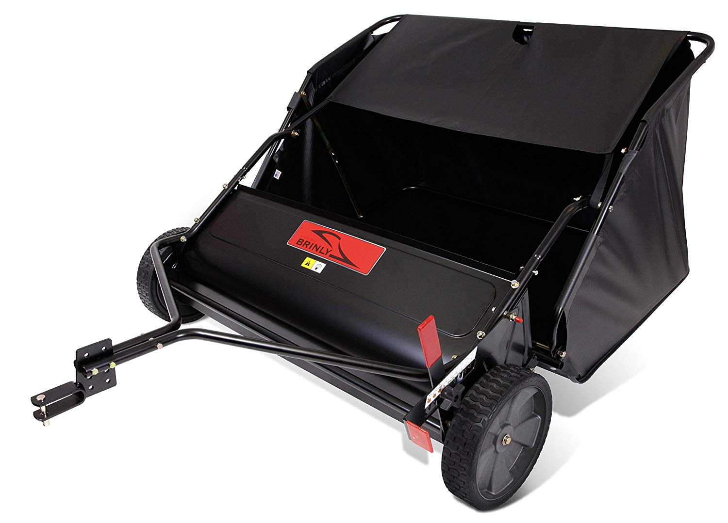 Brinly 20 Cubic Feet Tow-Behind Lawn Sweeper, STS-427LXH