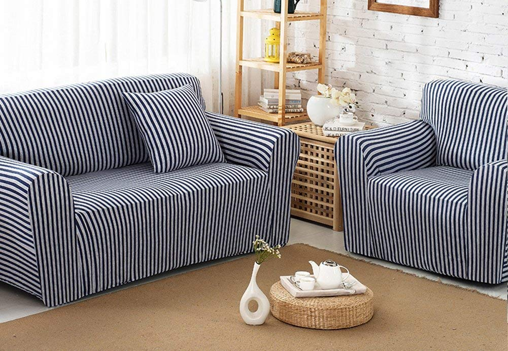 ChezMax-Striped-Cotton-Slipcover