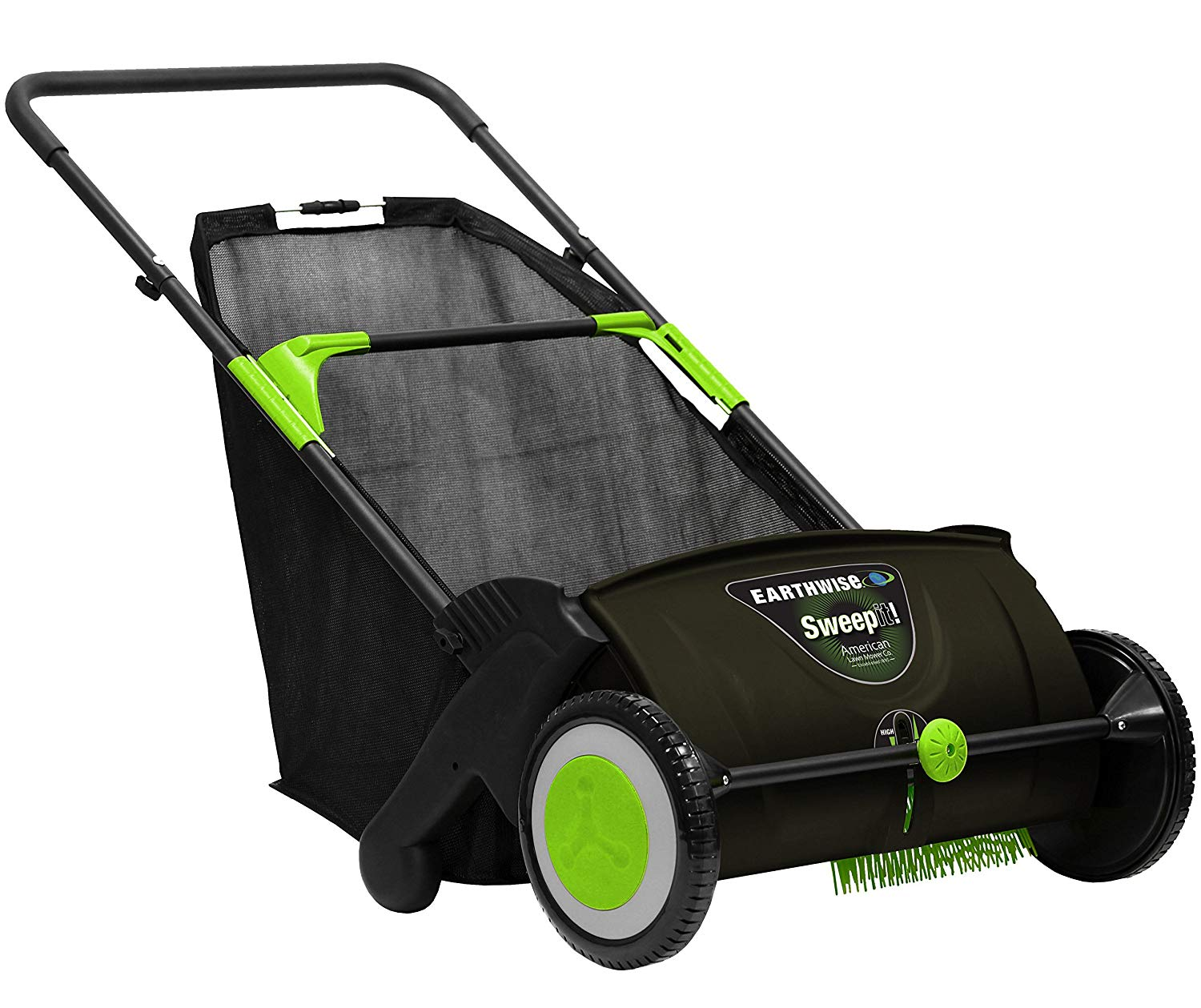 Earthwise LSW70021 Sweep It Lawn Sweeper