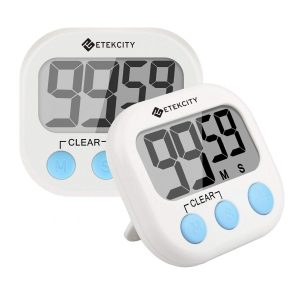 Etekcity Digital Big Digits Loud Alarm Timer