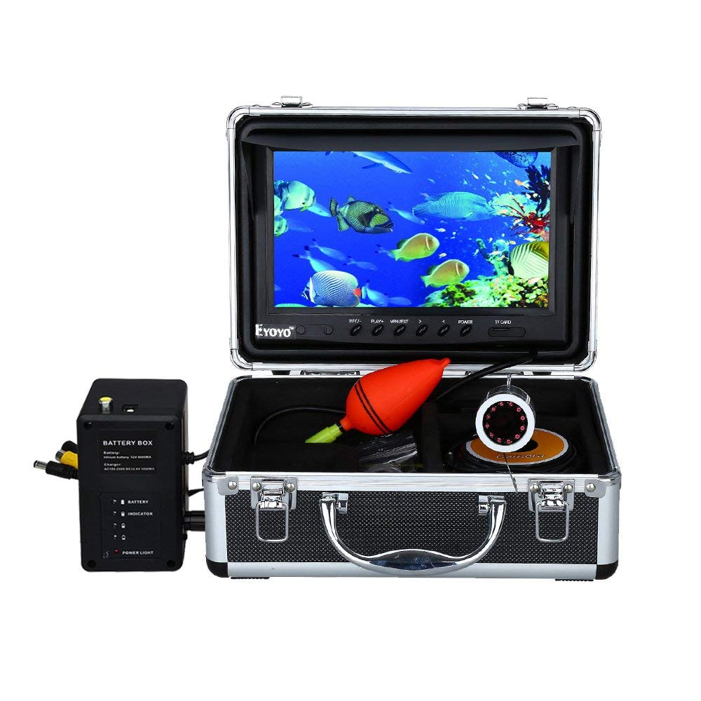 Eyoyo Portable 9 inch Underwater Camera