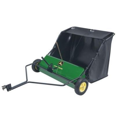 John Deere 42-Inch Tow-Behind Lawn Sweeper