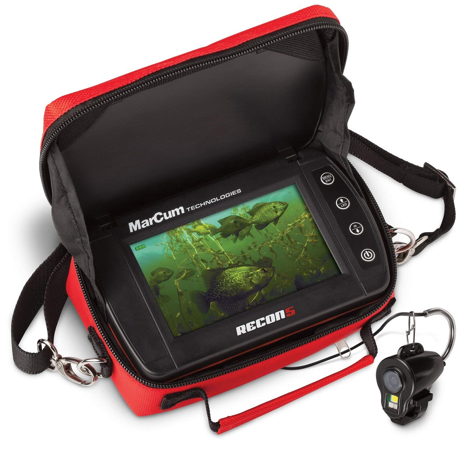 MarCum Recon 5 Underwater Camera with viewing system
