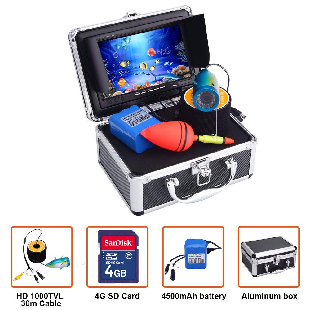 Portable Fish Finder Camera