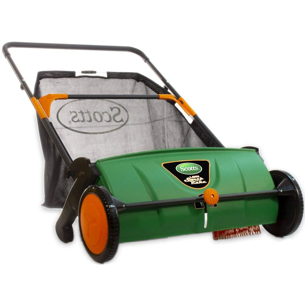 Scotts LSW70026S Push Lawn Sweeper