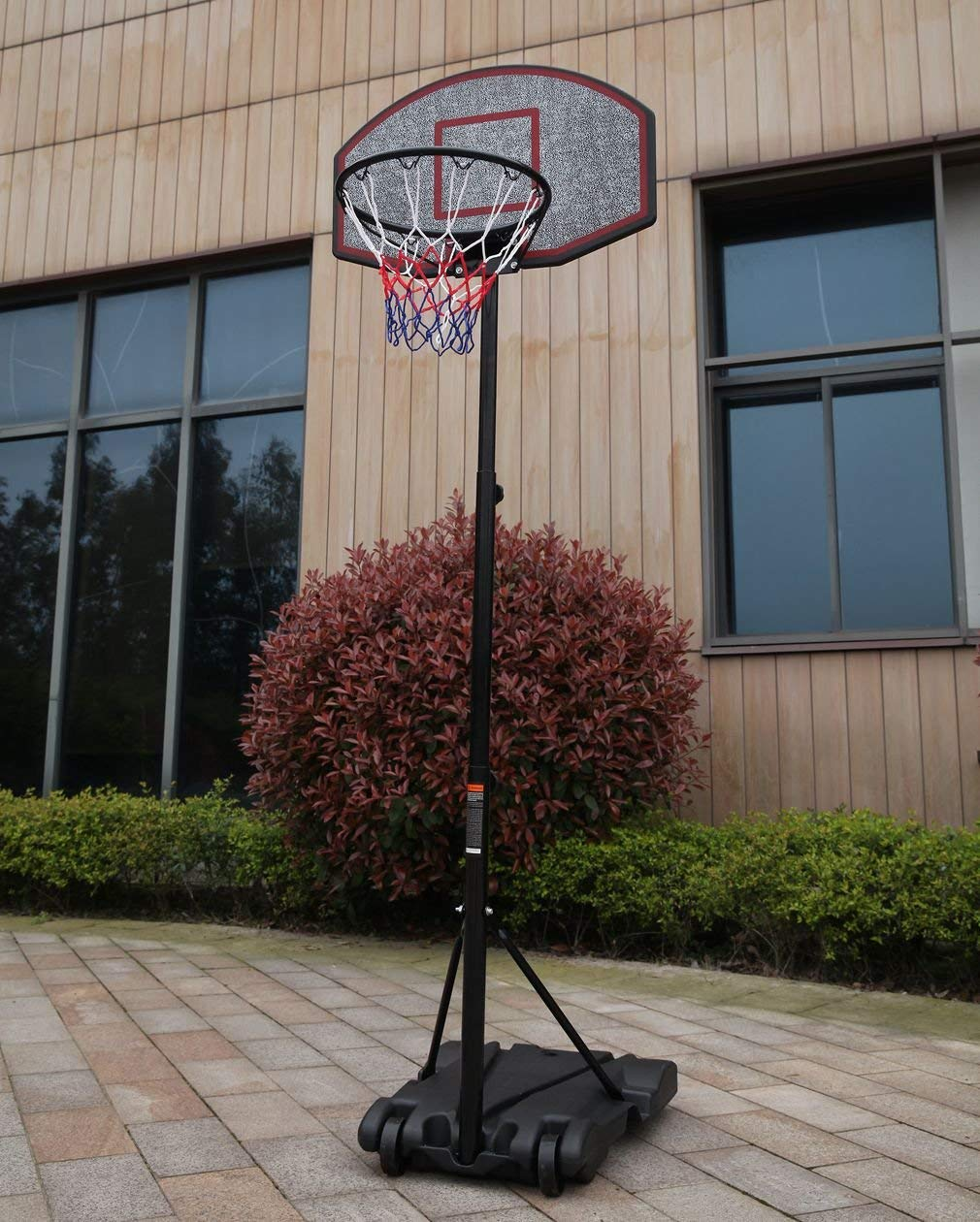 Sports God Height Adjustable Portable Hoop