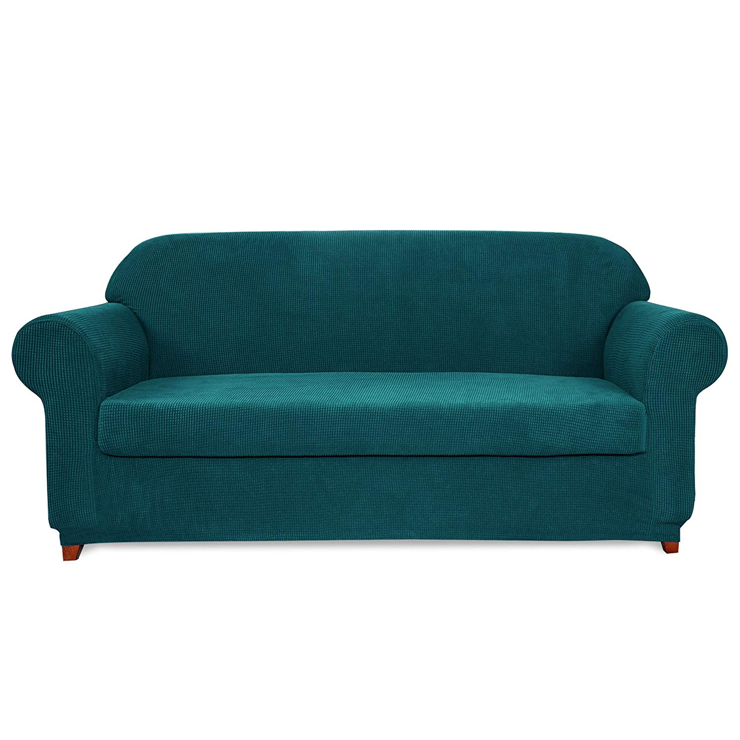 Subrtex-Two-Piece-Spandex-Stretch-Sofa-Slipcover