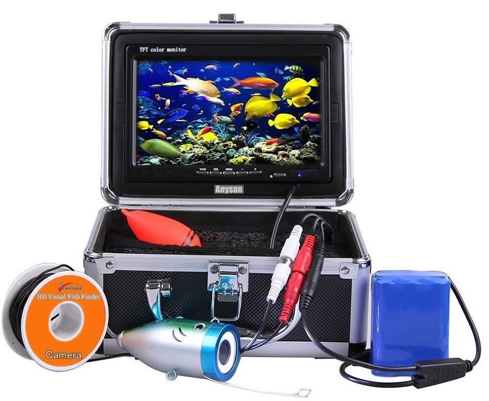 Underwater Fish Finder Anysun Camera