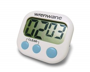 Wrenwane Digital Workout Timer