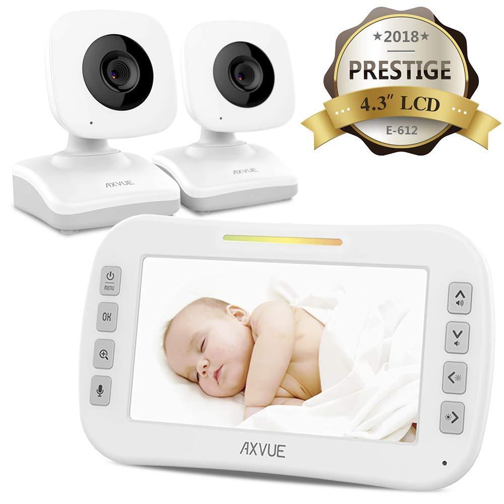 XVUE E612 Video Baby Monitor