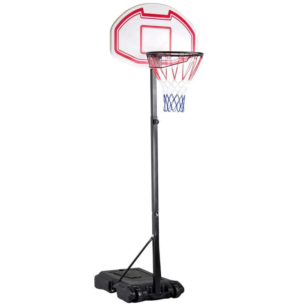 Yaheetech Height Adjustable Basketball Hoop