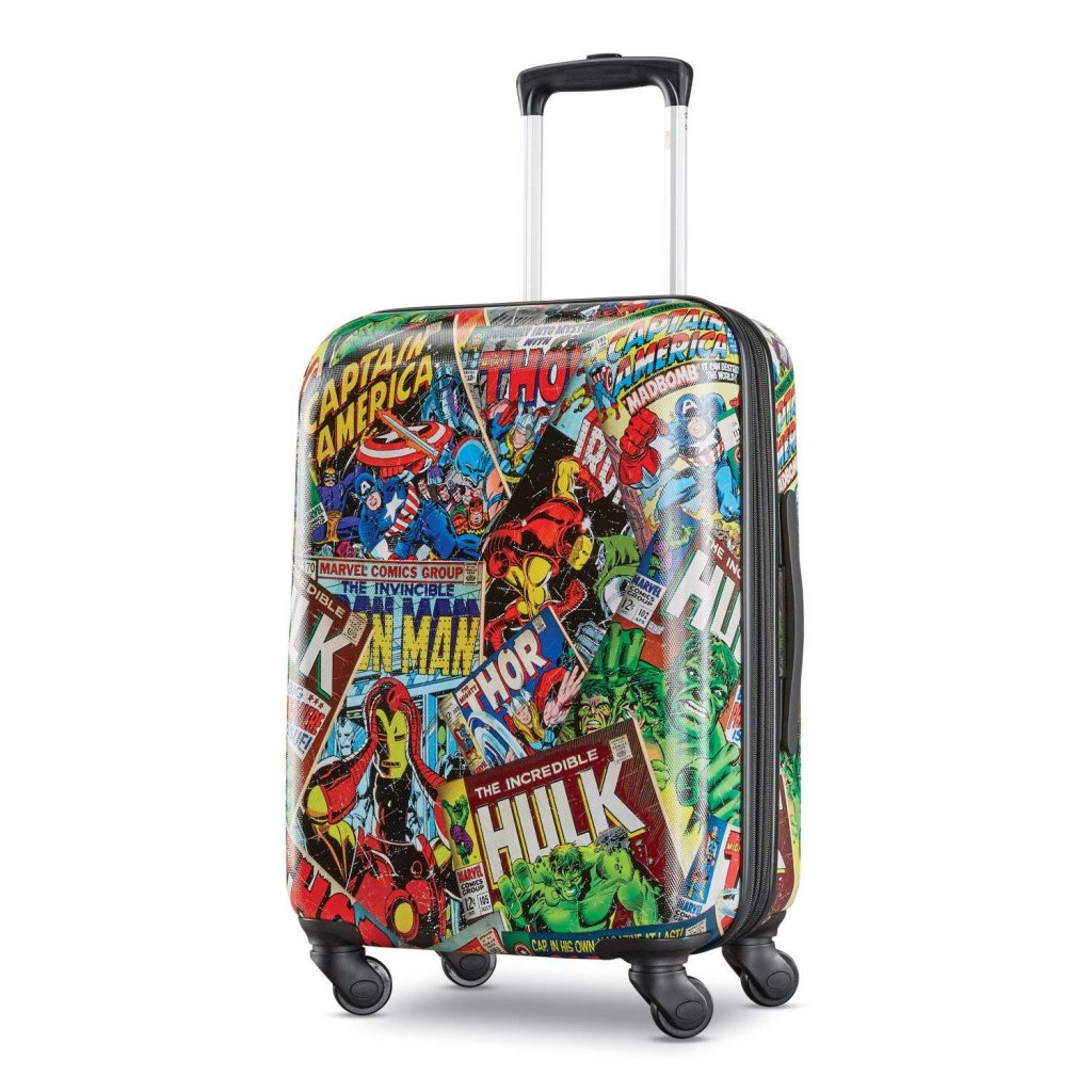 American Tourister Hardside Spinner 21-inches Kids' Marvel Comics