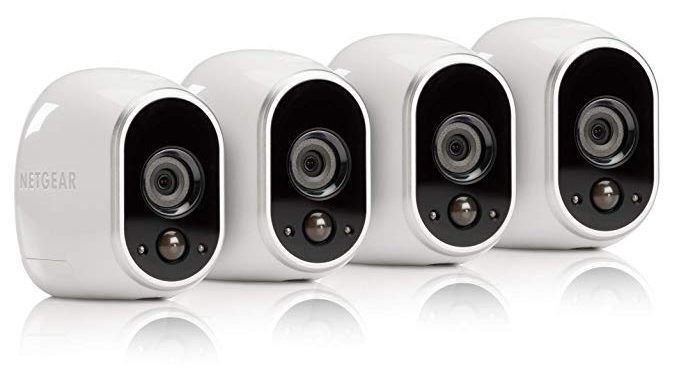 Arlo Technologies Inc. Wireless Security Camera