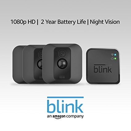 Blink Home Security Wireless Camera System