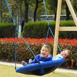 "CO-Z 40"" Large Saucer Swing"