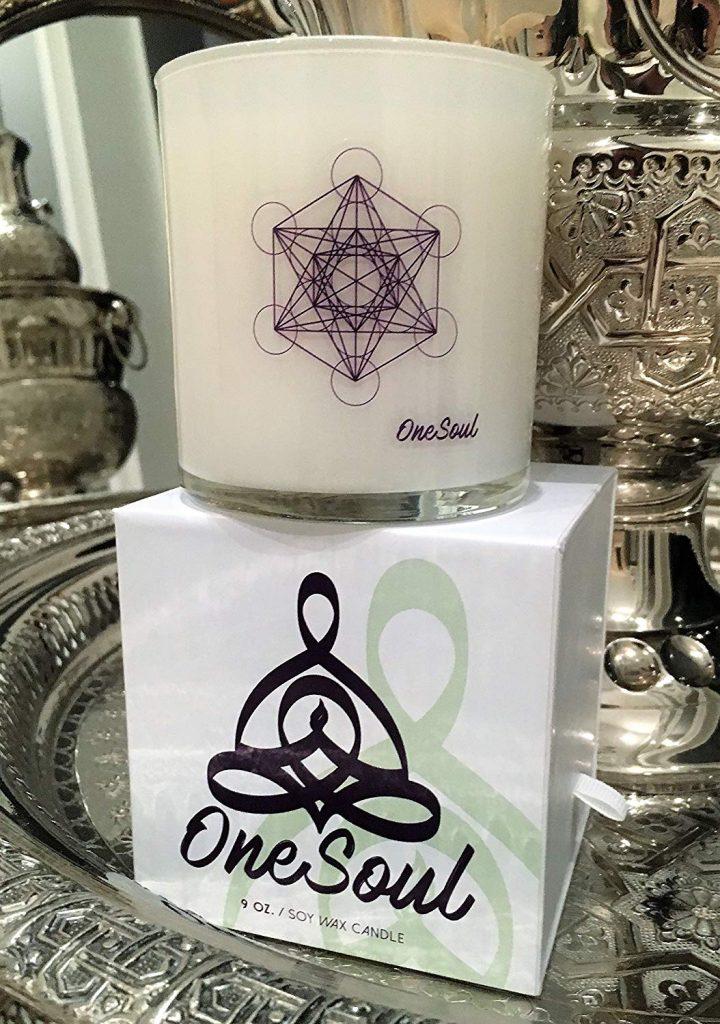 Lavender Bergamot Candle