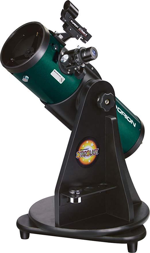 Orion 10015 StarBlast 4.5 Astro Telescope