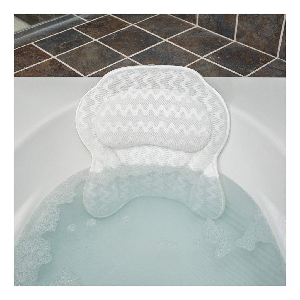 QuiltedAir Bath Pillow
