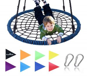 "Royal Oak Giant 40"" Spider Web Swing:"