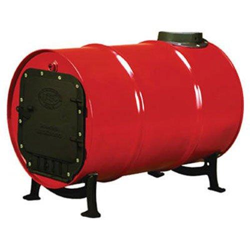 US Stove Company Iron Barrel Stove Kit, BSK1000