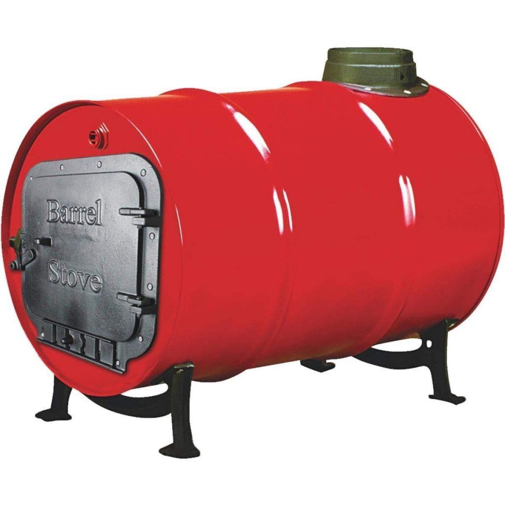 Vogelzang Barrel Stove Kit, BSK1000