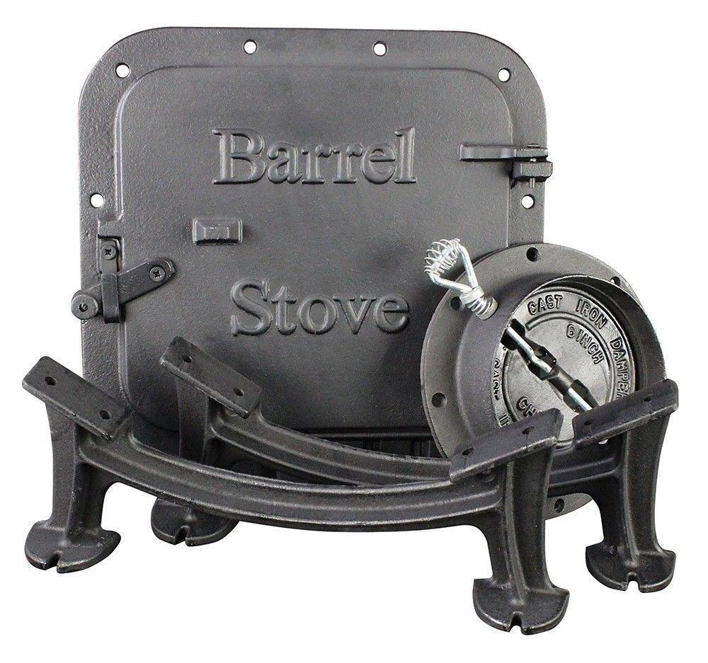 Vogelzang U.S Stove Barrel Kit