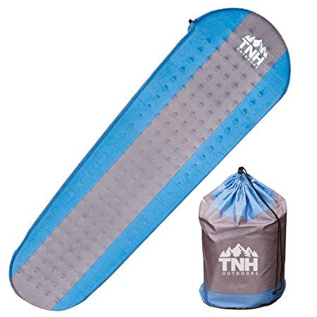 #1 Premium Self Inflating Sleeping Pad