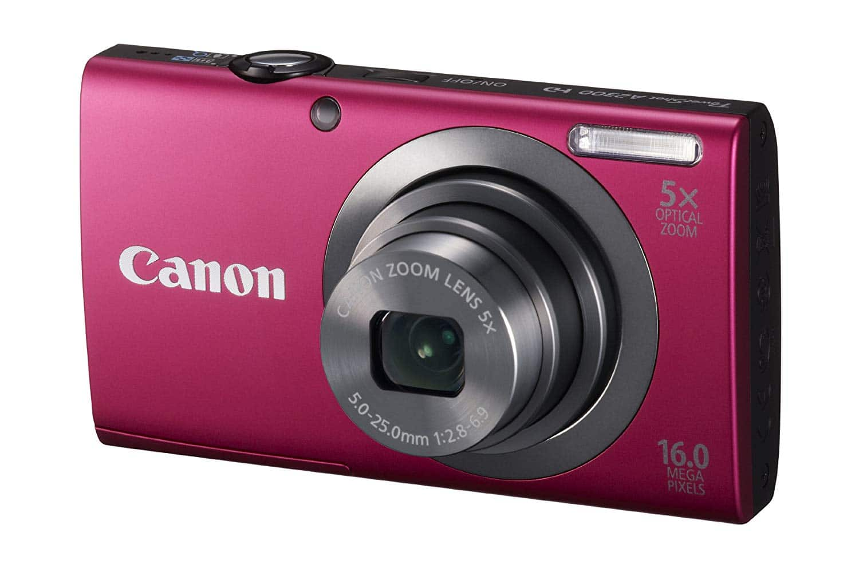 Canon PowerShot A2300 16.0 MP Digital Camera