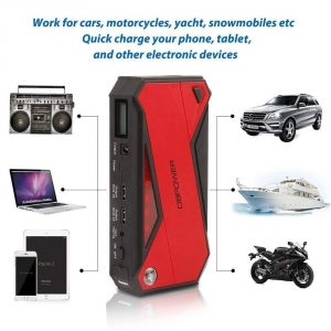 DBPOWER 600A Portable Car Starter