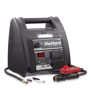DieHard 71688 Platinum 12V Jump Starter