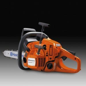 Husqvarna 435e II, 16 in. 40.9cc 2-Cycle Gas Chainsaw
