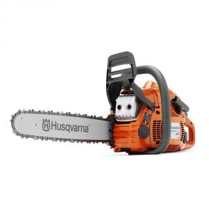 Husqvarna 445e II 50.2cc 2-Cycle Gas Chainsaw