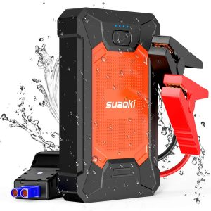 SUAOKI Portable Car Jump Starter