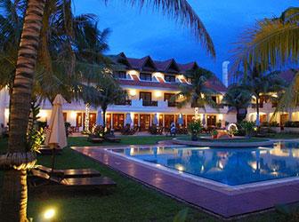 Shinta Mani Resort, Cambodia